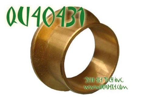 Large Bronze Spindle & Axle Shaft Bushing for Dana 60/70 Closed Knuckle Front Axles QU40431