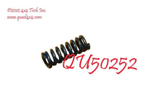 QU50252 TCASE POPPET SPRING