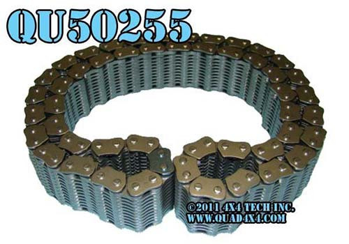 Morse Transfer Case Drive Chain for New Venture NV271f, NV273F, NV271D, NV273D, NV273GM, and BW4446, BW4447. Chevy, Dodge, Ford, GMC, Ram