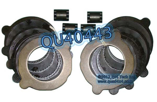 """QU40443 Limited Slip Clutch Kit for 1986-2007 Dodge 9-1/4"""" Rear Axle"""