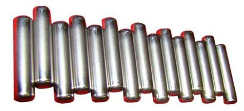 QU50275 Set of 15 Needle Rollers for NP205 Input to Rear Output Pilot
