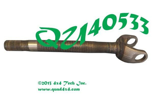 QU40533 RIGHT INNER AXLE SHAFT