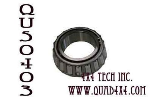 QU50403 DIFF & WHEEL BEARING