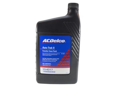 AC Delco 10-4017 Auto-Trak II Transfer Case Fluid for Auto Transfer Cases