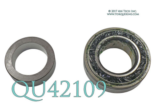 Timken Wheel or Axle Shaft Bearing with Lock Ring QU42109