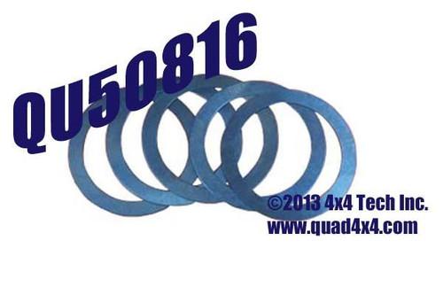 QU50816 BASIC PIN PRELOAD SHIMS