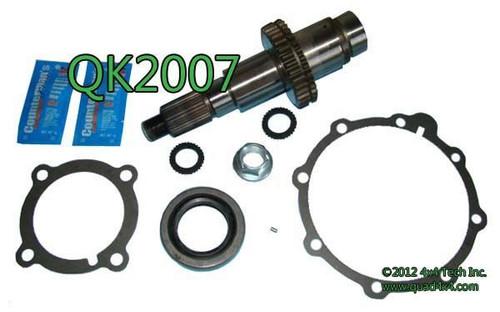 QK2007 32 Spline Front Output Shaft Kit