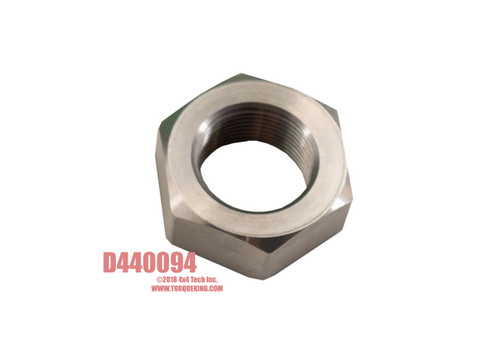 D440094 OUTER AXLE NUT