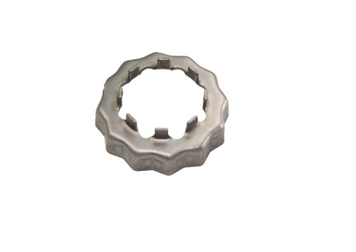 D440095 Outer Axle Shaft Retainer Nut for many Jeep front axles.