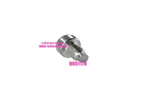 QU51178 Torx Hub Cam Screw for Dualmatic and Selectro Hub Locks