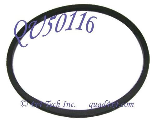 QU50116 Warn Hub to Wheel Hub Square Sealing Ring-Warn 11690 Hubs