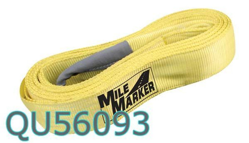 """QU56093 3""""X30' RECOVERY STRAP"""