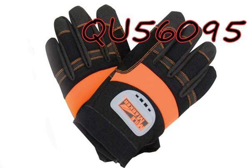 QU56095 Large Mile Marker Heavy Duty Recovery Winch Gloves