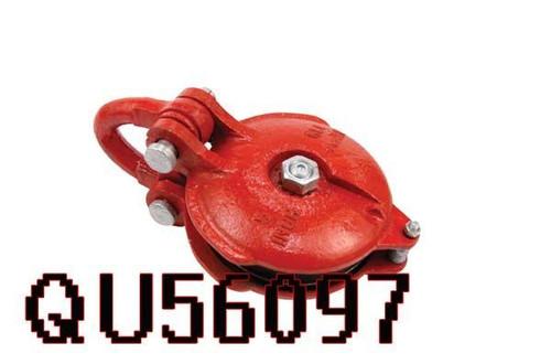 QU56097 INDS. DUTY SNATCH BLOCK