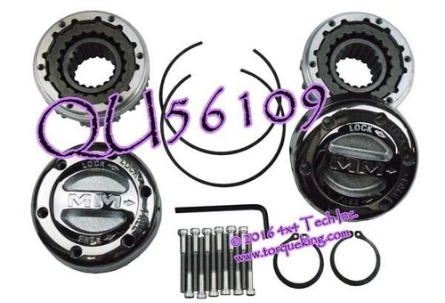 QU56109 SPLINED HUB SET