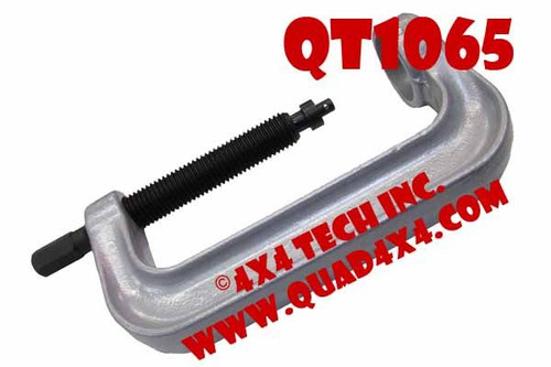 Long Throat C-Frame Press for Ball Joint and U-Joint Service