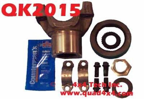 QK2015 New Process NP205 1350 Series Rear Output Yoke Kit