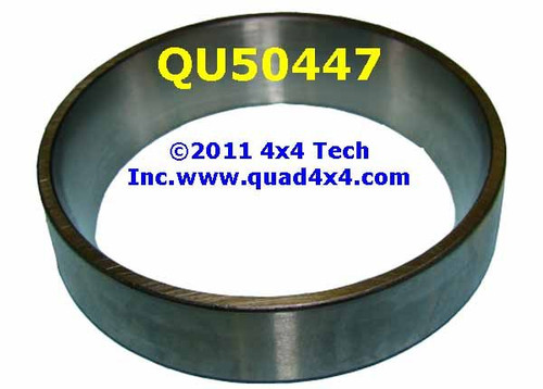 QU50447 Timken Differential/Wheel Bearing Cup