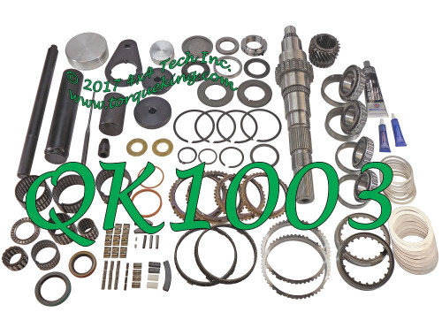 Master Overhaul Kit with Assembly Tools for 1994-2004 Dodge NV4500HD 4x4 Transmissions QK1003