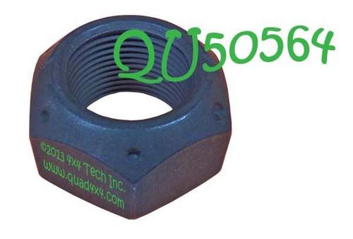 QU50564 Dana 80 Pinion Lock Nut with Black Oxide Coating