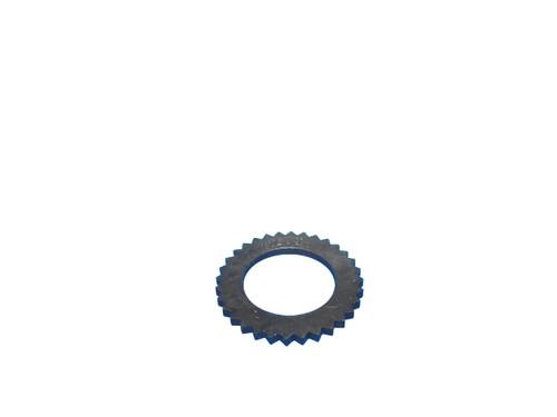 """QU50666 0.100"""" Thick 32 Spline Rubber Yoke Seal"""