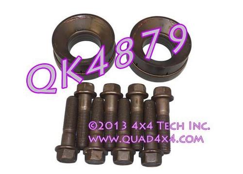 QK4879 AAM 925 Front Inner Axle Seal & Bolt Kit for Ram 2500, Ram 3500 4x4s