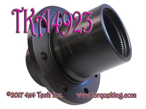 USA Torque King Front Wheel Hub with Timken Bearing Cups TKA4923