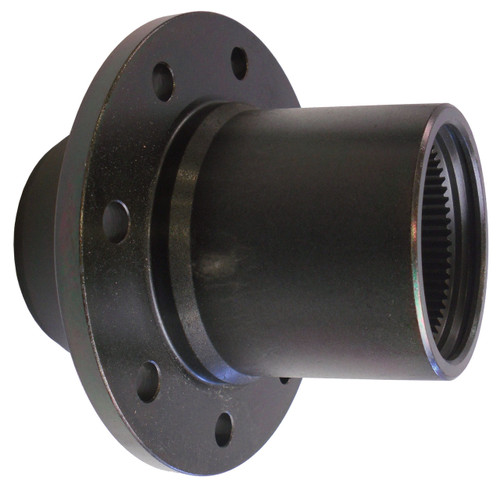 1995-1997 Ford F250, F350 4x4 USA Made Torque King Front Wheel Hub with Timken Bearing Cups for Dana 50 and Dana 60 Front AXLES TKA4923