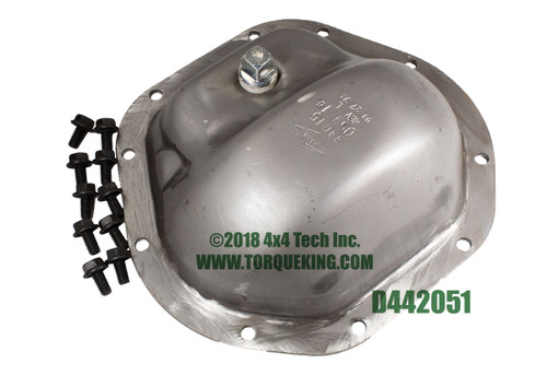 D442051 1967-1991 Dana 44 Differential Cover Kit, Chevy, Ford, Jeep