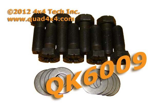 QK6009 Cummins Flywheel Bolt and Washer Kit