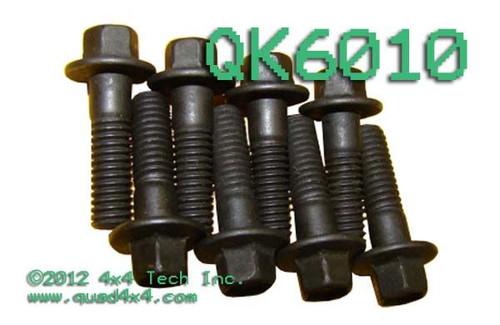 QK6010 1994-2004 Dodge Ram Clutch Cover Bolt Set