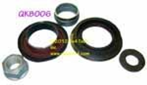 """QK8006 AAM Rear Pinion Seal Kit for GM 10.5"""" 14 Bolt Full Floating Axles"""