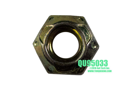 "QU95033 Class C 1/4"" SAE Lock Nut"
