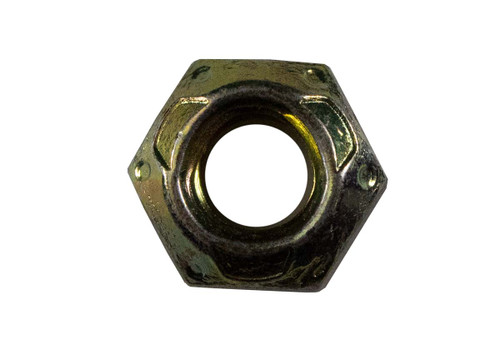 """QU95033 Class C 1/4"""" SAE Lock Nut used on 1972-1993 Dodge, and 1968 to 1997 Ford 3/4 and 1 ton trucks equipped with Dana full float rear axles mounting 2"""" to 3.5"""" wide Bendix 12"""" diameter drum brakes"""