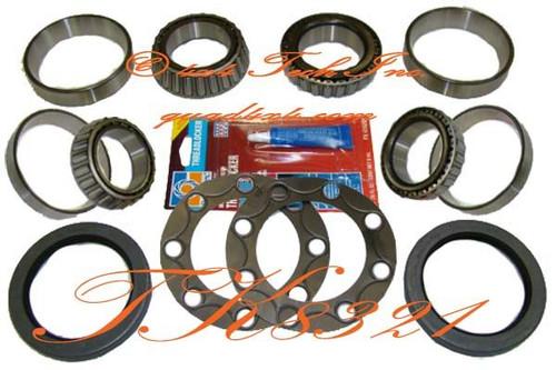 Torque King® Rear Wheel Bearing and Seal Kit for 1972-1993 Dodge Dana 60HD and Dana 70 Single Rear Wheel Axles