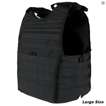 Condor Exo Plate Carrier Tactical Vest