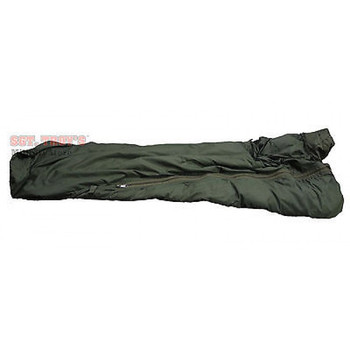 USGI OD SUMMER PATROL SLEEPING BAG MSS SLEEPING BAG VGC-EXC NSN 8465-01-398-0685