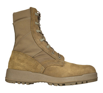 McRae USGI Army Hot Weather Boots Vents MADE IN USA Breathable Boots NEW