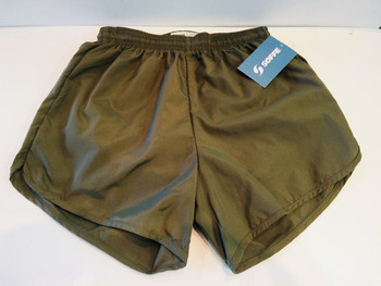 Soffe USMC M022 Marine Corp PT PE Running Track Shorts OD Green All Sizes NEW