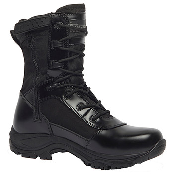 CLASS-A | TR908Z WP WATERPROOF HIGH SHINE SIDE ZIP BOOT