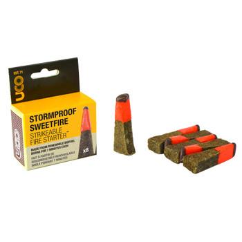 Stormproof Sweetfire Fire Starter - 8 Pack