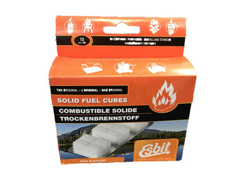 Esbit Solid Fuel Cubes