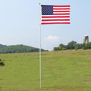 20 Ft. Telescoping Flag Pole