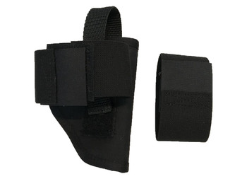 Raine Ambidextrous Small Ankle Holster Convert To Ankle Mounting