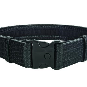 Hero's Pride Air-Tech Basket Weave 2'' Lined Duty Belt