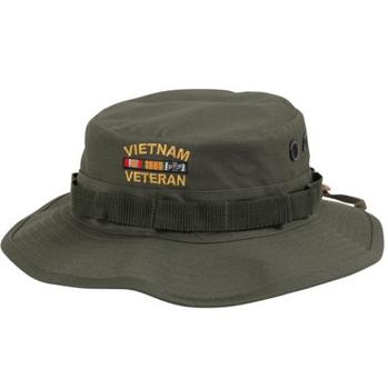 Rothco Vietnam Veteran O.D. Boonie