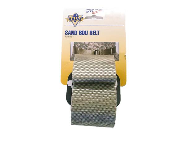 Raine Genuine Military BDU Belt