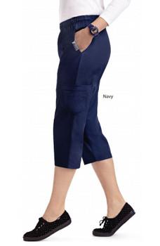 Navy Capi Pants Mobb