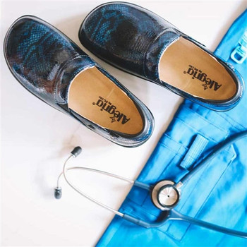 KEl 165 alegria nursing shoe