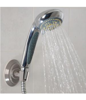 no drill shower head holder